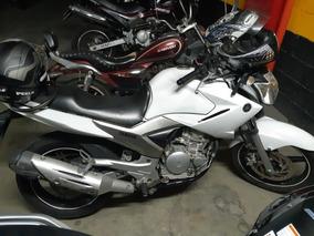 Yamaha Fazer 250cc - 2015 - Branca
