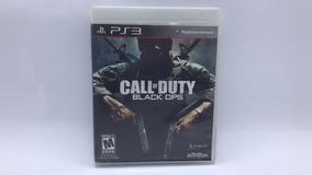 Call Of Duty Black Ops - Midia Cd Original - Ps3