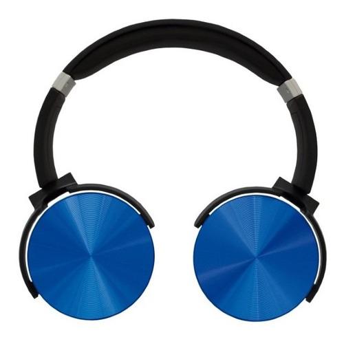 Fone De Ouvido Bluetooth Oex Cosmic Hs308 - Azul