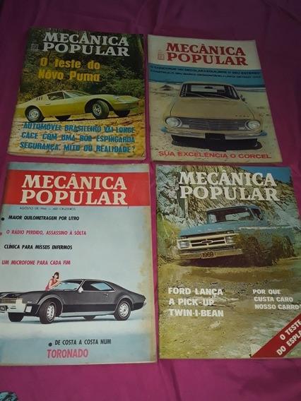 Revistas Mecânica Popular Anos 60 Cada : 50,00 Frete Grátis