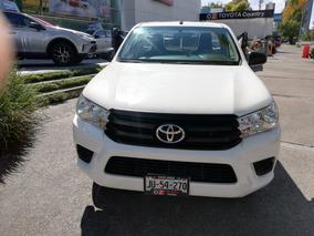 Toyota Hilux 2.7 Cabina Sencilla Mt 2016 Certificada