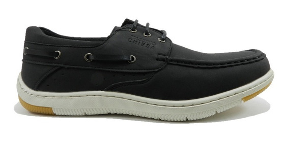 Zapatos Massimo Chiesa 2433 Negro 6910 Cafe