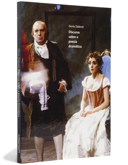 Discurso Sobre A Poesia Dramática Denis Diderot Frete Grátis