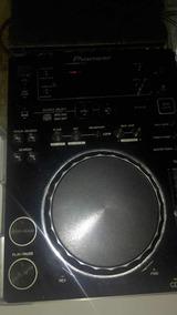 Kit Cdj 350 Pioneer + Mixer Djm 800 + Case