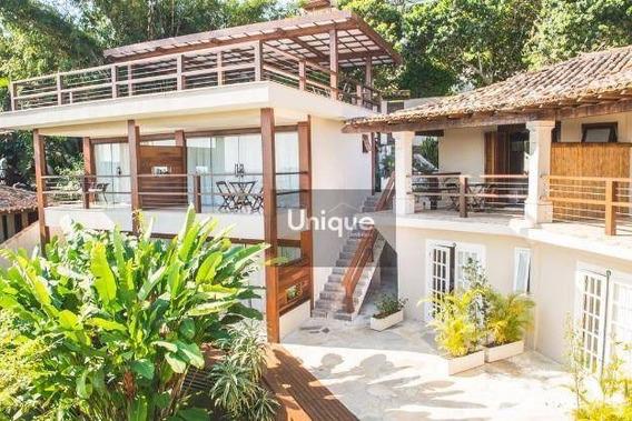 Pousada Com 12 Dormitórios À Venda, 600 M² Por R$ 5.000.000 - João Fernandes - Armação Dos Búzios/rj - Po0030