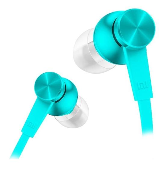 Fone de ouvido Xiaomi Mi Headphones Basic azul