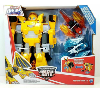 Transformers Rescue Bots Knight Watch Bumblebee C1122 Full