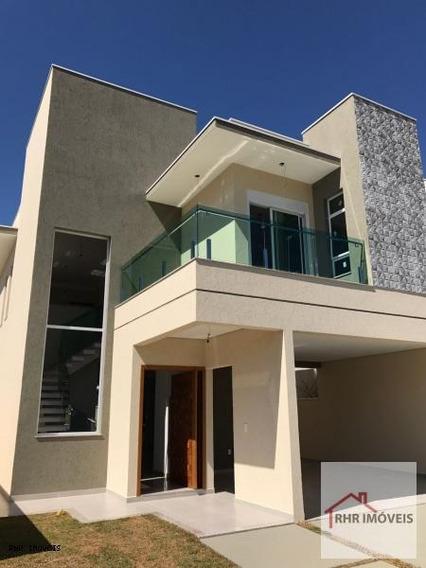 Casa Em Condomínio Para Venda Em Mogi Das Cruzes, Bela Citá - Rodeio, 3 Dormitórios, 3 Suítes, 4 Banheiros, 4 Vagas - 147