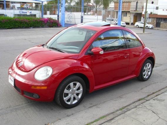 Vw Beetle Gls Std. Piel Q/c 2011 $5,000 De Enganche