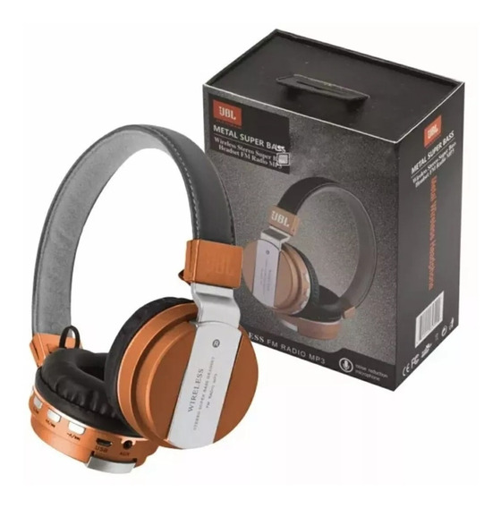 Fone Ouvido Jbl Headset Bluetooth Sem Fio M