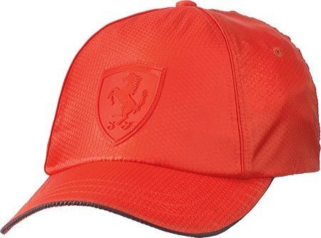 Gorra Ferrari Lifestyle Cap Red En Remate