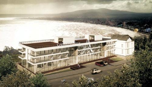 Proyecto De Reforma Reciclaje Y Ampliación Del Hotel Suizo De Piriapolis Y Su Entorno.-- Ref: 2665