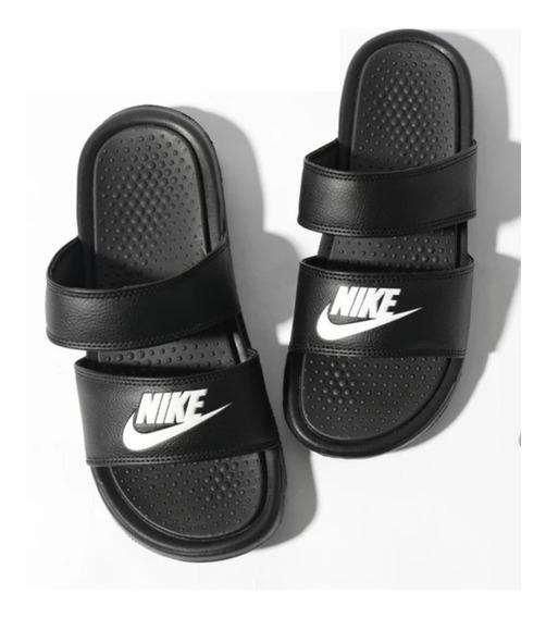 Nike Wmns Benassi Duo Ultra Slide Black