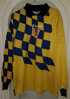 Jersey Portero Seleccion De Croacia Año 1998 Talla Xl