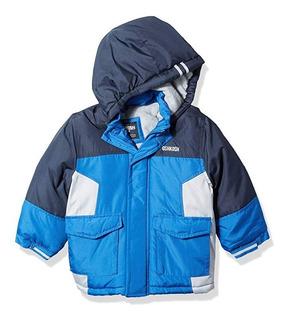 Set Chamarra Pantalon Ultra Termico Para Bebe Niño Nieve Ski