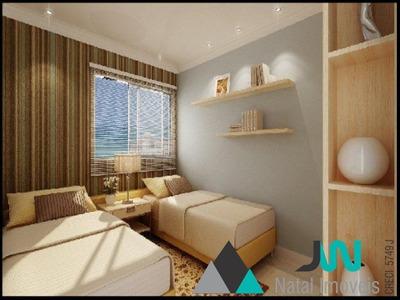 Apartamento Para Venda Em Petrópolis, Natal - Ap00084 - 2745859