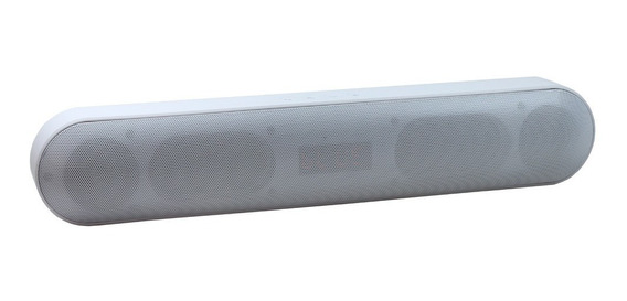 Caixa De Som Bluetooth Portátil Wm Barra Original P2 Usb Fm