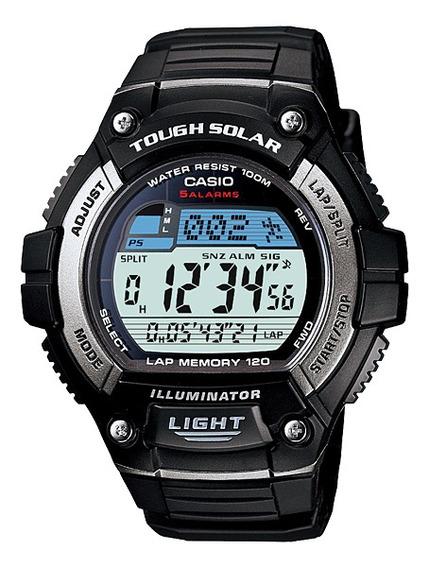 Relógio Casio Standard Masculino Digital Solar W-s220-1avdf