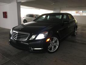 Mercedes Benz Clase E 4matic Full Clean