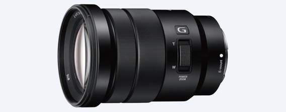 Lente Sony Aps-c E Pz 18-105mm F/4 G Oss Power Zoom