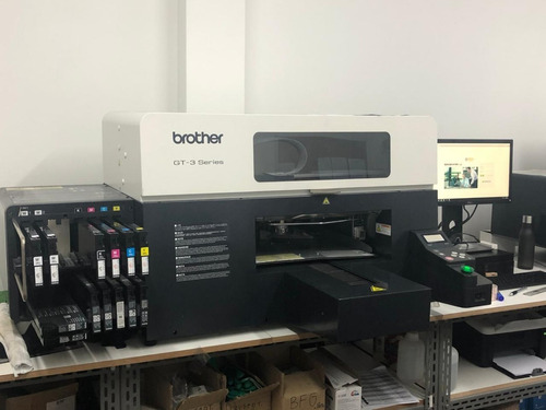 Imagem 1 de 2 de Impressora Textil Brother Gt 361