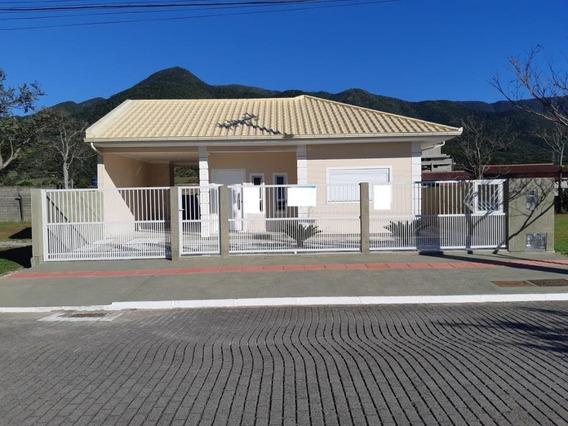 Casa Em Praia De Fora, Palhoça/sc De 111m² 3 Quartos À Venda Por R$ 400.000,00 - Ca187217