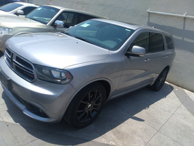 Dodge Durango 5.7 V8 R/t Mt 2016