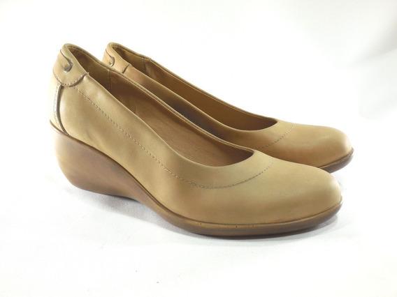 Zapatos Cuero Mujer Taco Chino, Art. Rp5 Lucia Nux