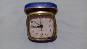 Relógio Despertador Europa Antigo