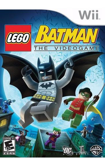 Lego Batman The Videogame Original Oferta! Loja Campinas