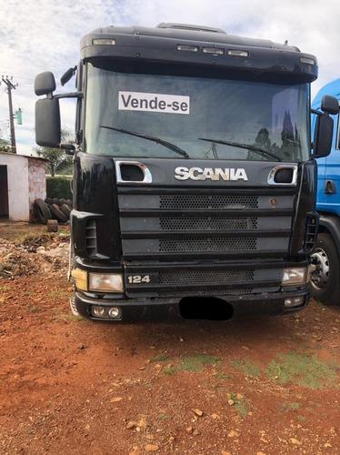 Imagem 1 de 5 de Scania R124 400 2003/2003