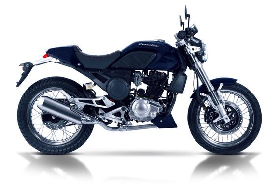 Zanella Ceccato Retro 250 X 2019 0km Cafe Racer 999 Motos