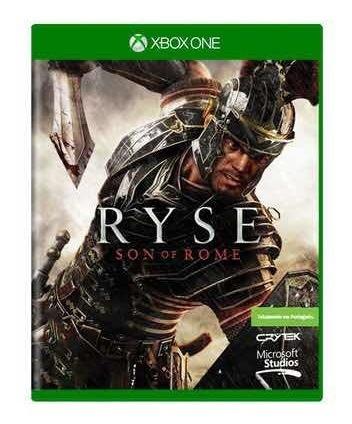 Ryse: Son Of Rome - Xbox One - Mídia Física - Original