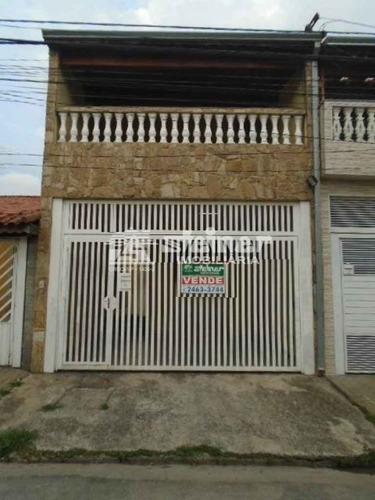 Imagem 1 de 30 de Venda Sobrado 3 Dormitórios Jardim Santa Clara Guarulhos R$ 550.000,00 - 35276v