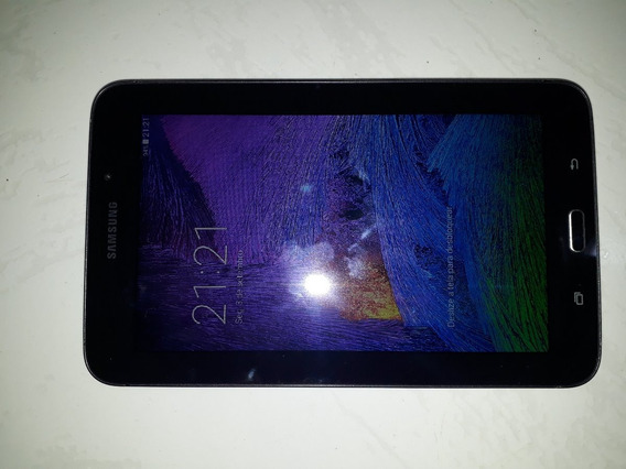 Tablet Samsung Galax 8gb T113 Quad Core/8gb/2mp Preto