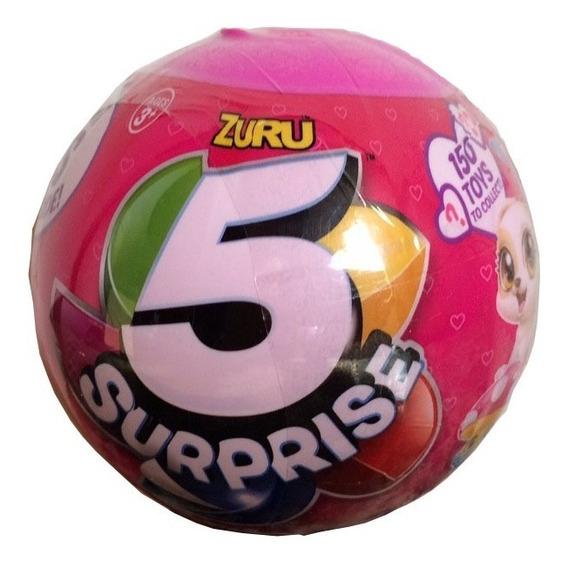 5 Surprise Rosa - Zuru 5055