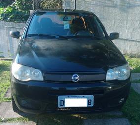 Fiat Palio Elx Flex 1.0 2006/2007 Preto 04 Portas
