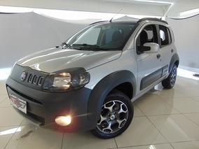 Fiat Uno Way 1.4 8v (flex) 4p 2012