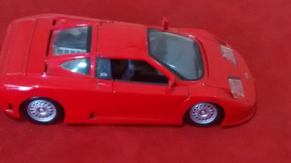 Miniatura Bugatti Eb110 ) / Escala 1/24
