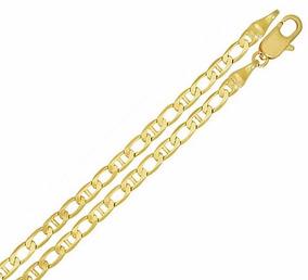 Corrente Cordão Masculino 60cm Palito Banhado A Ouro 18k