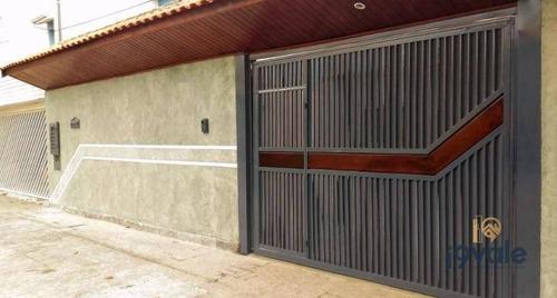 Casa Residencial À Venda, Jardim Flórida, Jacareí. - Ca0537