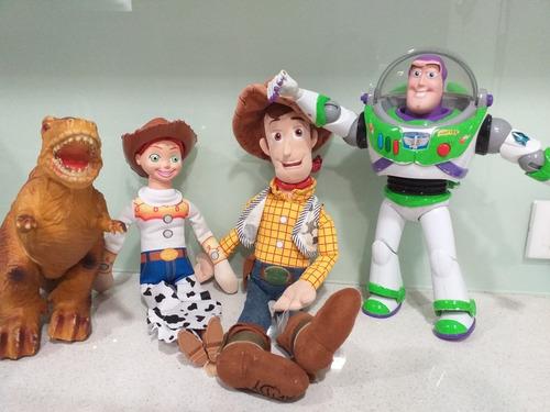 Muñecos Originales De Toy Story En Buen Estado