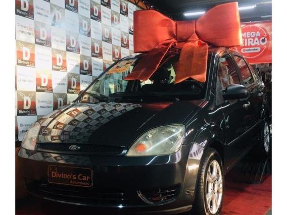 Fiesta 1.6 Mpi Sedan 8v Flex 4p Manual