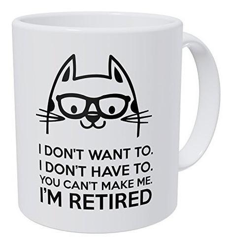 Wampumtuk Gato Retirado No Quiero Para Usted Cante Hacerme 1