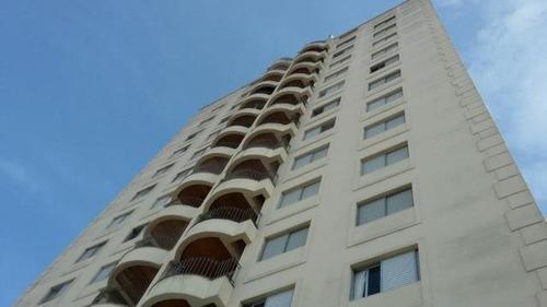 Apartamento À Venda, 3 Quartos, 2 Vagas, Vila Matilde - São Paulo/sp - 1621