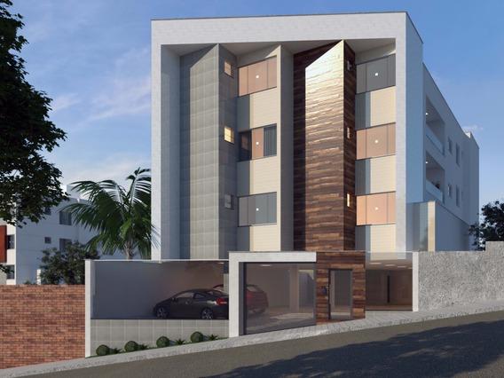 Apartamento 02 Quartos Com Suite Bairro Ideal