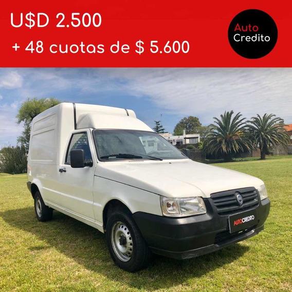 Fiat Fiorino U$d 2500 +48de $5000