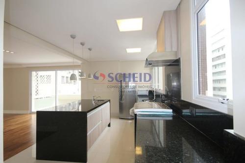 Apartamento A Venda No Higienópolis - Mr74509