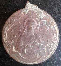 Arremate Medalha D Escavação Sacra Bz Século Xlx Certificada