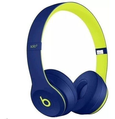 Fone De Ouvido Beats Dre Solo3 Pop Wireless Original Apple